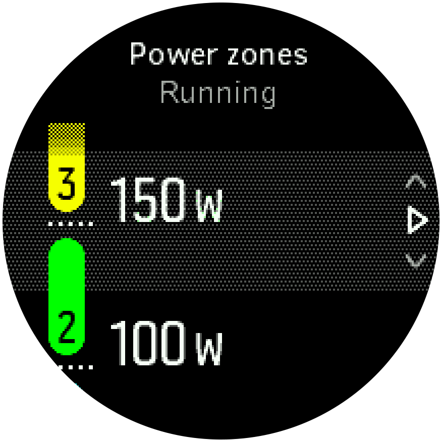 Intensity Power Zones Trainer
