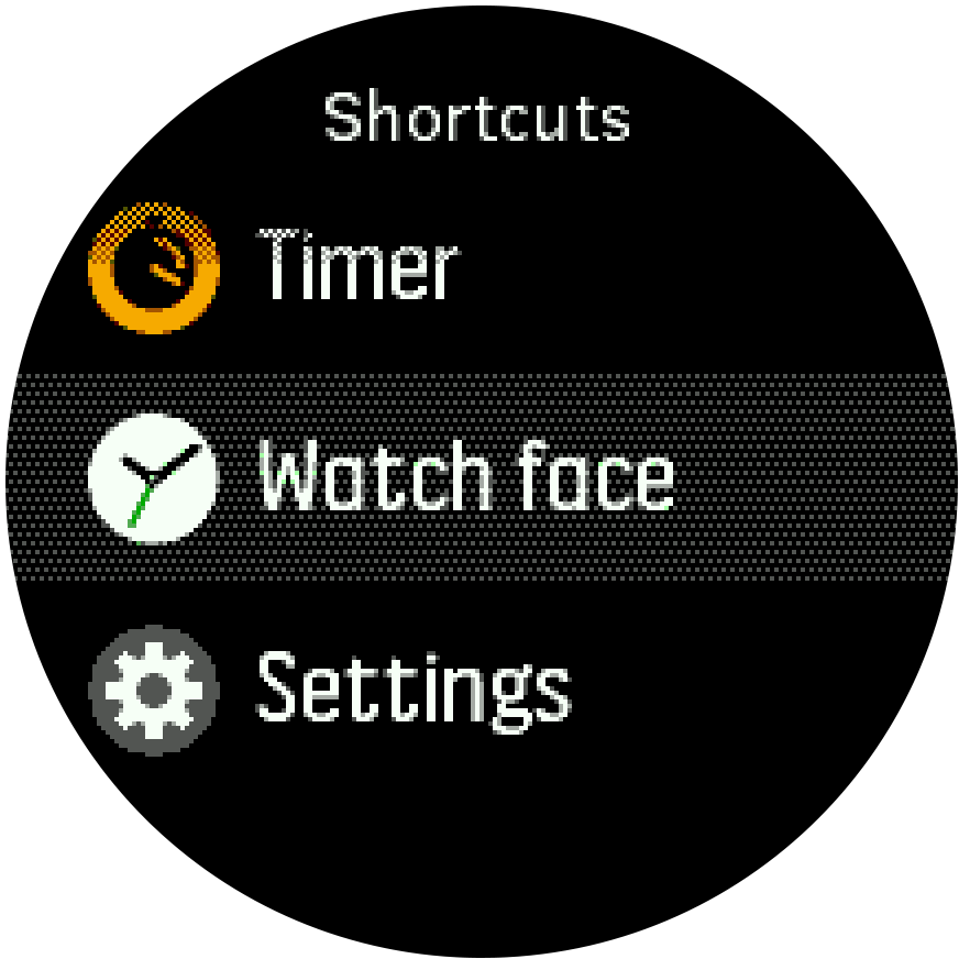 watchface-setting