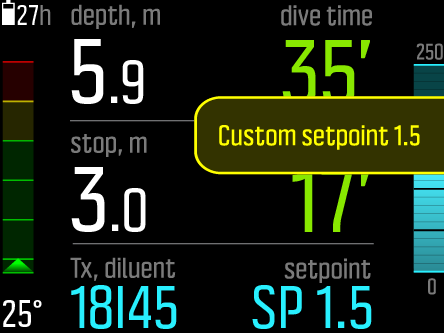 CustomSetpoint