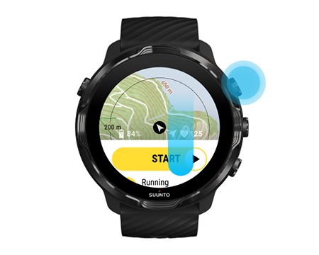 suunto-wear-app-maps-entering