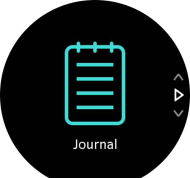 Logbook icon