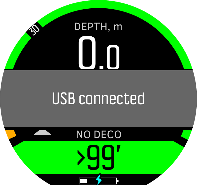 USB connected D5