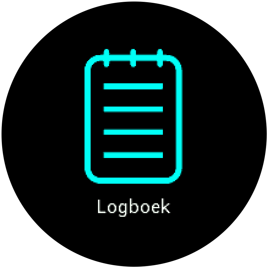 Logbook icon Trainer