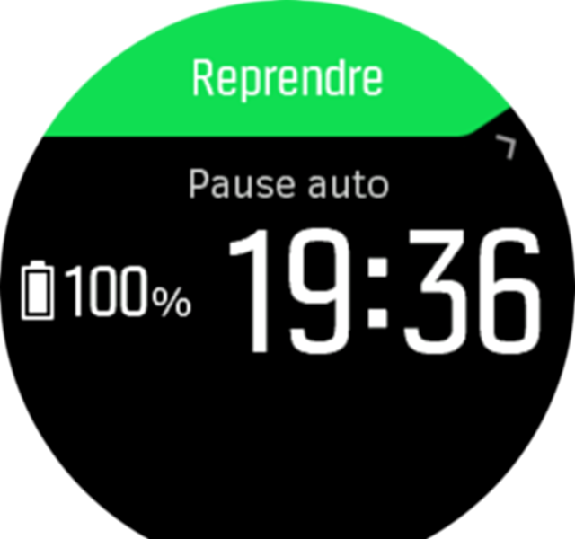 autopause time