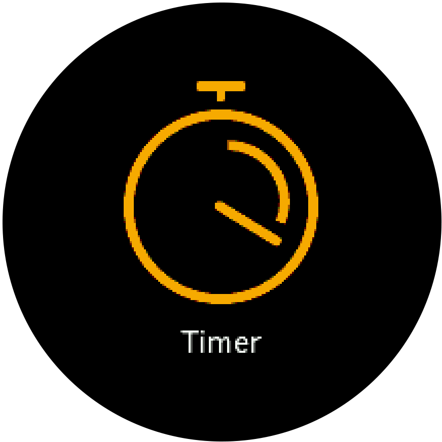 Stopwatch icon Trainer