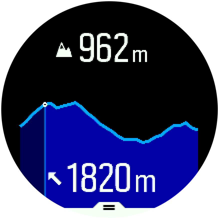 Altitude navigation Trainer