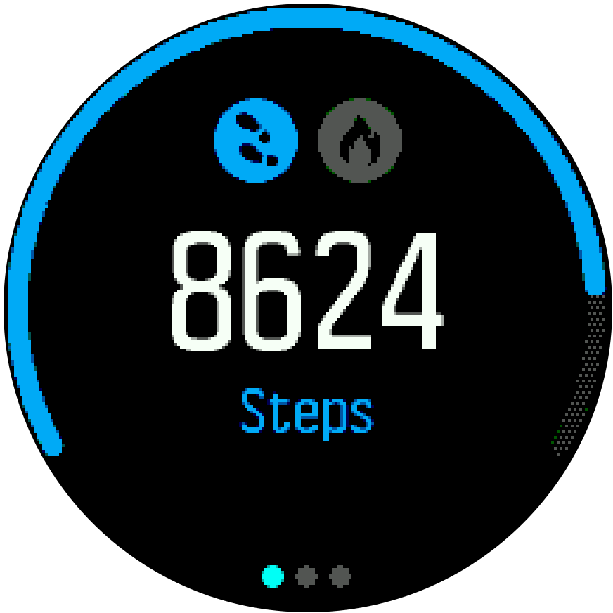 SF3 Total Steps