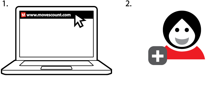 registering Movescount Ambit3