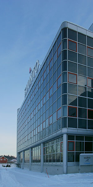 Suunto head office