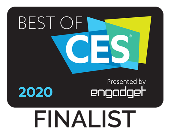 Best of CES 2020 Finalist