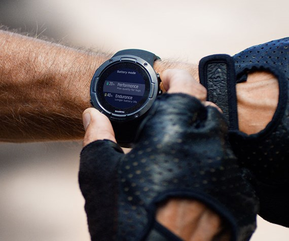 ENJOY LONG TRAINING SESSIONS WITH YOUR COMPACT WORKOUT PARTNER
