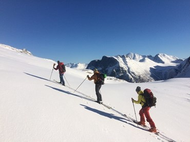 Romsdalen – One of Norway's top areas for ski touring