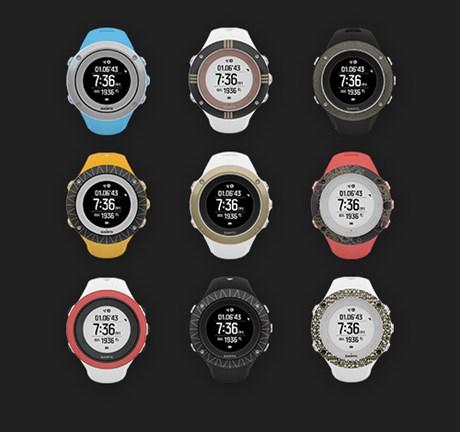 customize your unique suunto sports watch