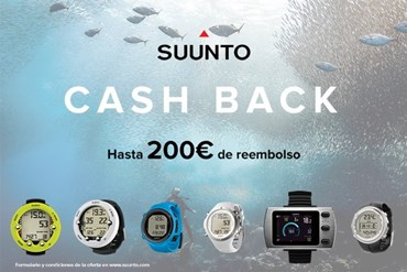 Oferta Suunto Cash Back 2017