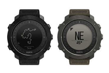 Suunto introduces new Traverse Alpha watches for fishing and hunting