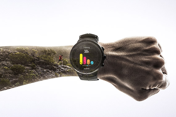 Getting started with Suunto Spartan