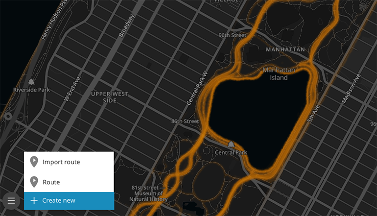 How to get the most out of Movescount heatmaps and routes