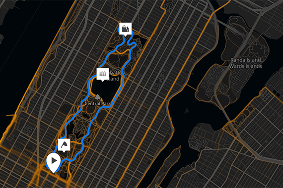 3 must-run routes in New York City