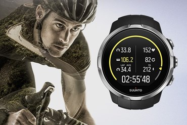 The Suunto Spartan collection grows with Suunto Spartan Sport multisport GPS watches
