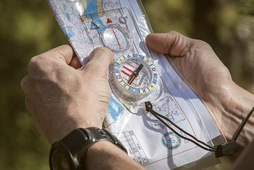 Suunto introduces stable and fast AIM compasses for competitive orienteers