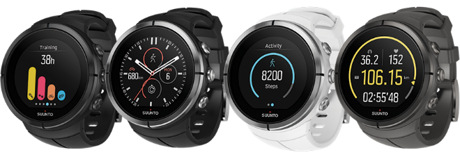 Suunto Spartan Ultra collection