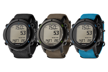 Suunto D6i Novo Zulu available now - A rugged dive computer with a durable Zulu strap