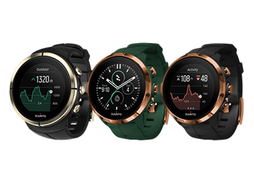 Suunto Spartan Special Edition watches for design savvy athletes