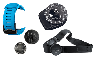 Suunto Online Store is now available direct to New Zealand