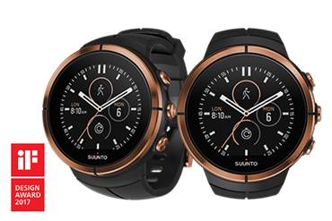 iF Design Award to Suunto Spartan Ultra