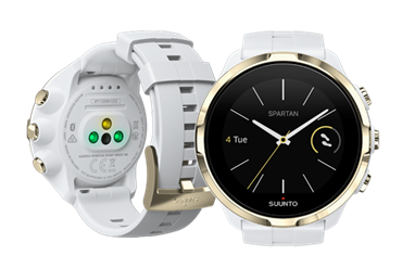 Suunto introduces Spartan Sport Wrist HR Gold for active women