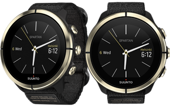 Suunto Spartan Suomi 100 Limited Edition watch