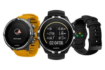 Suunto introduces Spartan Sport Wrist HR Baro