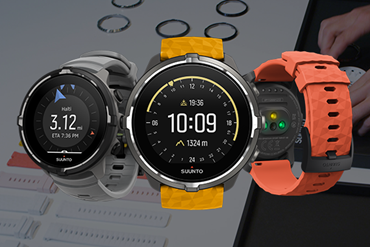 Create a unique GPS sports watch for your adventures