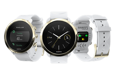 Suunto launches the smart Suunto 3 Fitness