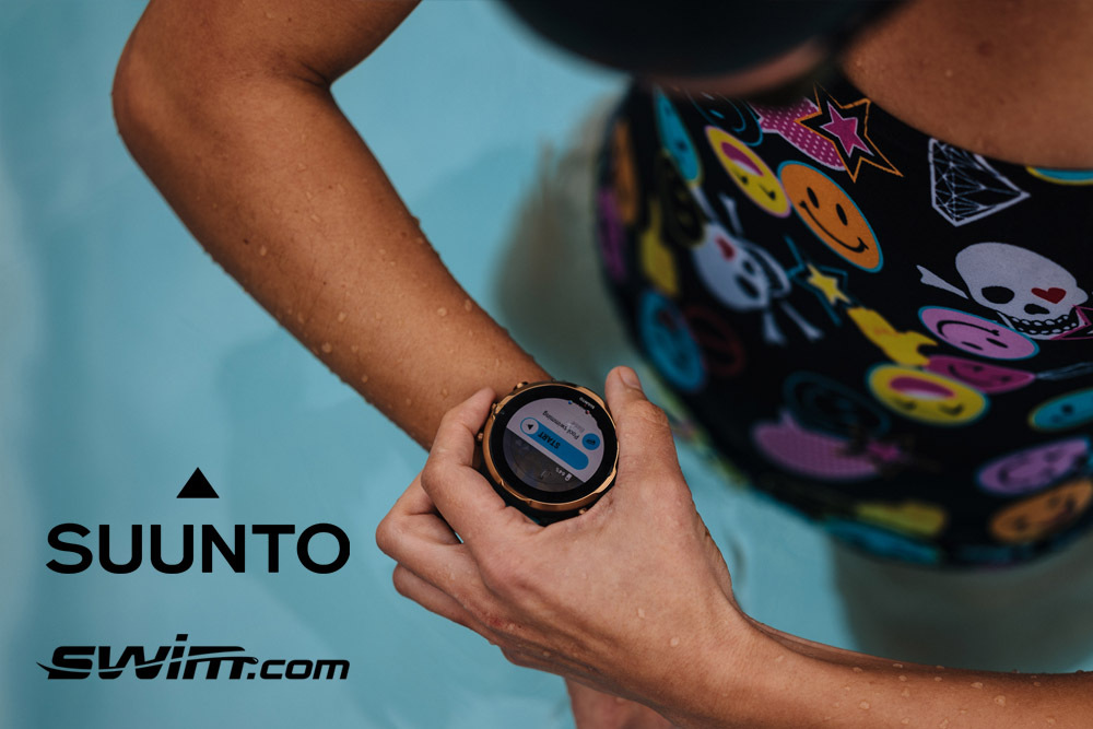 Suunto integrates with Swim.com