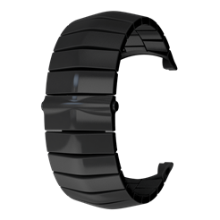 Suunto DX black titanium bracelet kit
