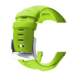 Suunto Ambit3 Run Lime Silikonarmband