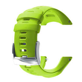 SUUNTO AMBIT3 RUN LIME SILICONE STRAP