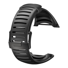 CORE ALL BLACK LIGHT ELASTOMER-ARMBAND