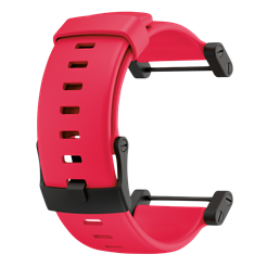 Suunto Core Red Rubber Strap