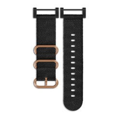 Suunto Essential Copper Black Textilarmband-Set