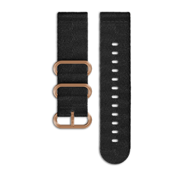 SUUNTO ESSENTIAL COPPER BLACK TEXTILE STRAP