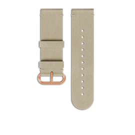 BRACELET CUIR SUUNTO ESSENTIAL WHITE COPPER