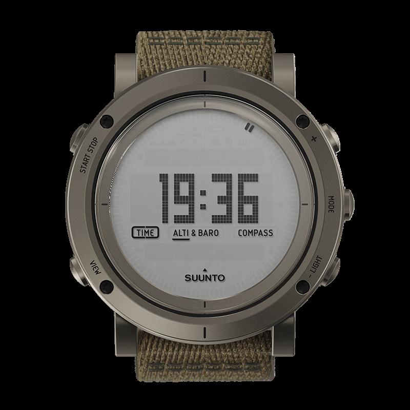 Hands-on: The New Suunto 9 Multisport GPS Watch