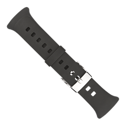 M-Series Plain Black Strap