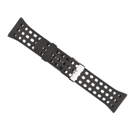 M-SERIES VENTILATED BLACK STRAP