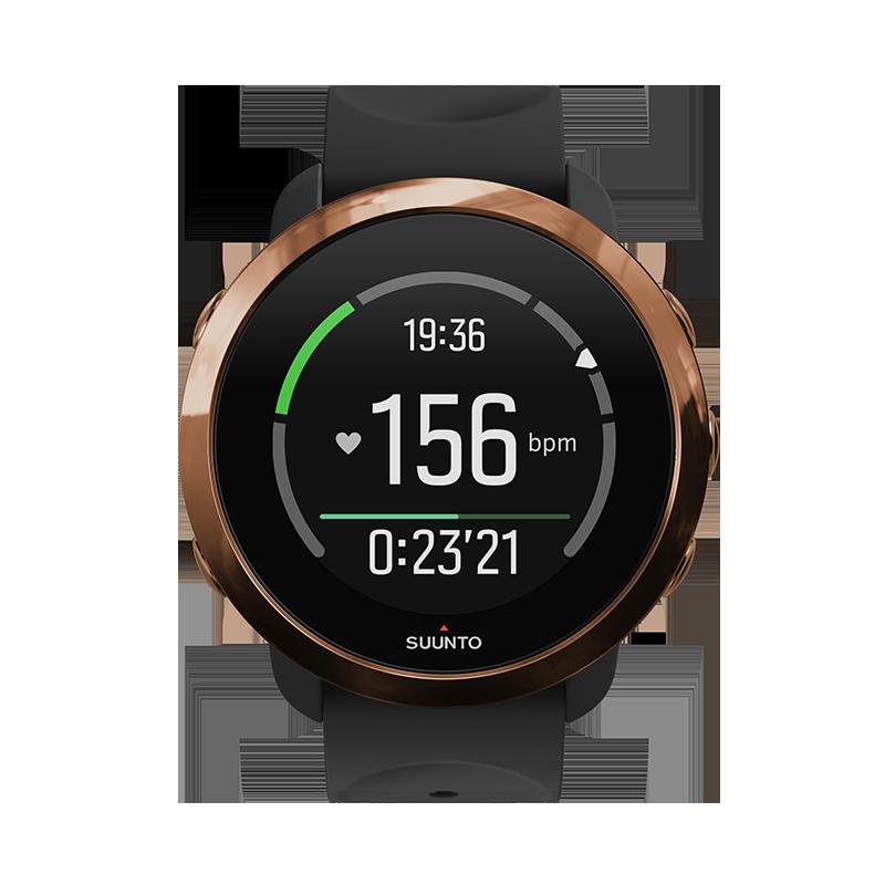 Наручные часы для бега с пульсометром