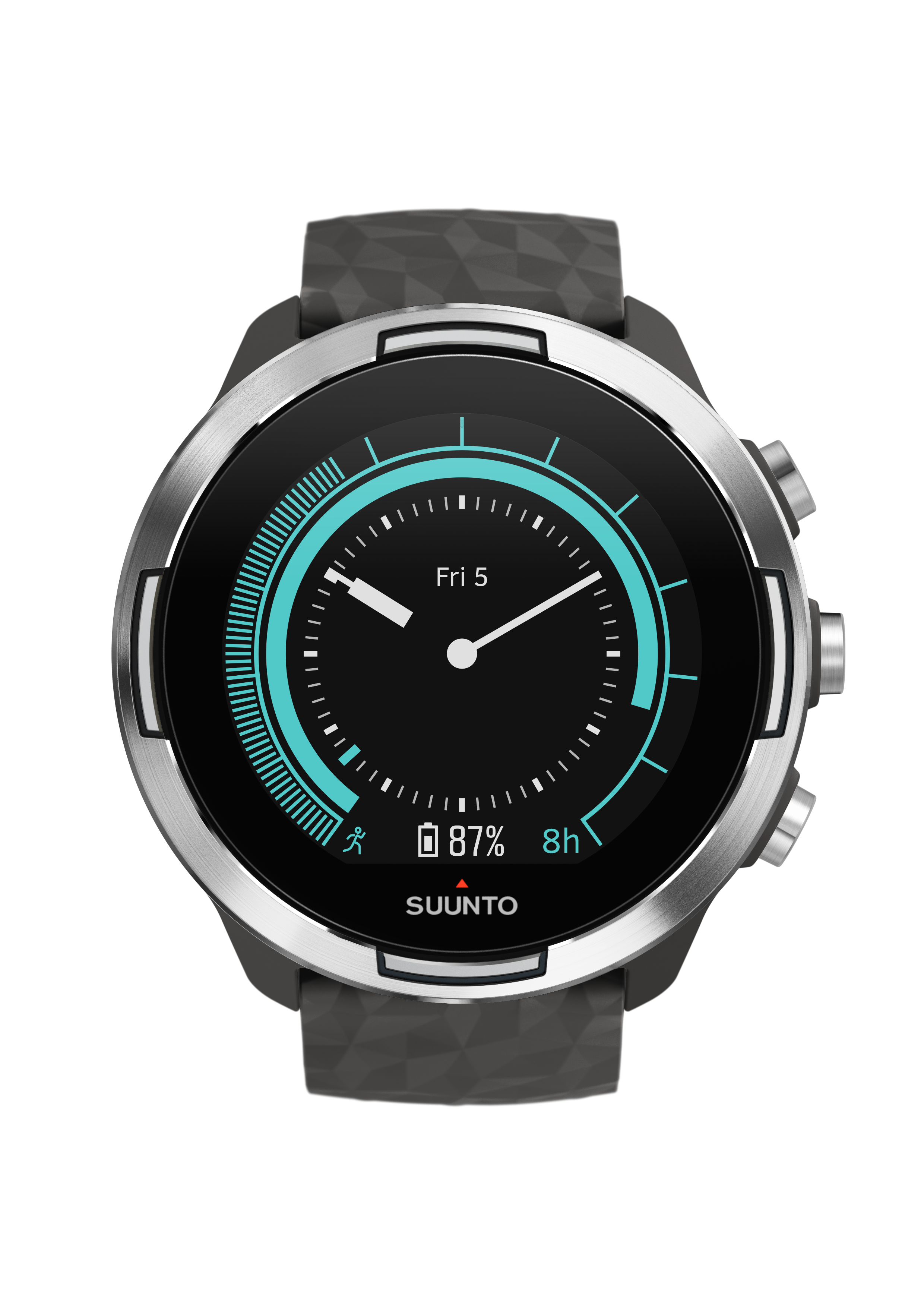 Suunto 9 Baro Graphite - GPS sports watch with a long battery life