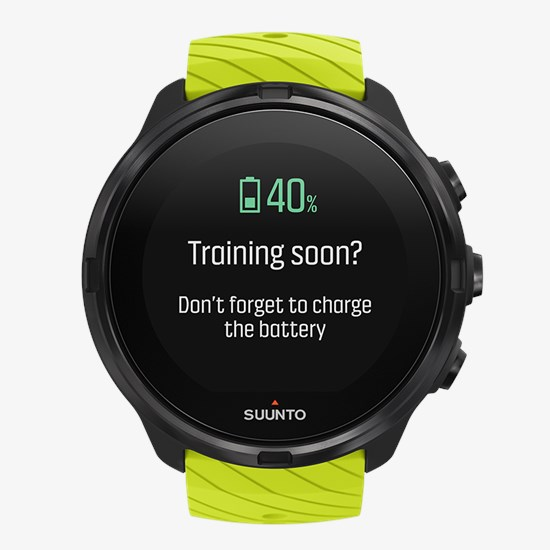 Suunto 9 Lime - GPS sports watch with a long battery life 4d4d89f7151