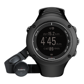 SUUNTO AMBIT2 R BLACK HR